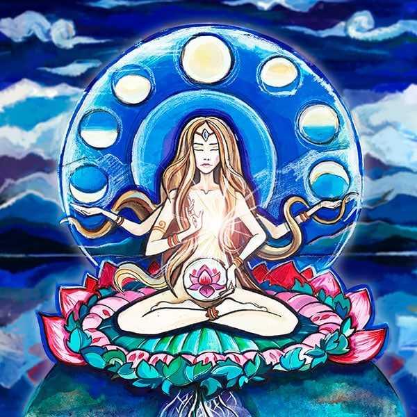 Сокровенная женственность курс медитаций