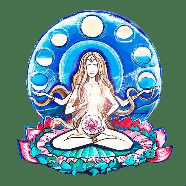 Лунная Женщина